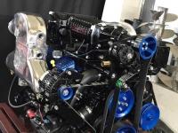 Tuning silnika MAG 350.